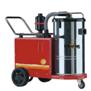 utilizado na aspiração de poeiras finas e rejeitos industriais secos.