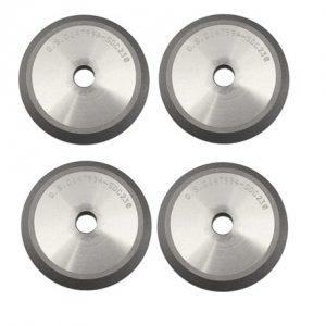 Rebolo de afiação para brocas de Metal-Duro.