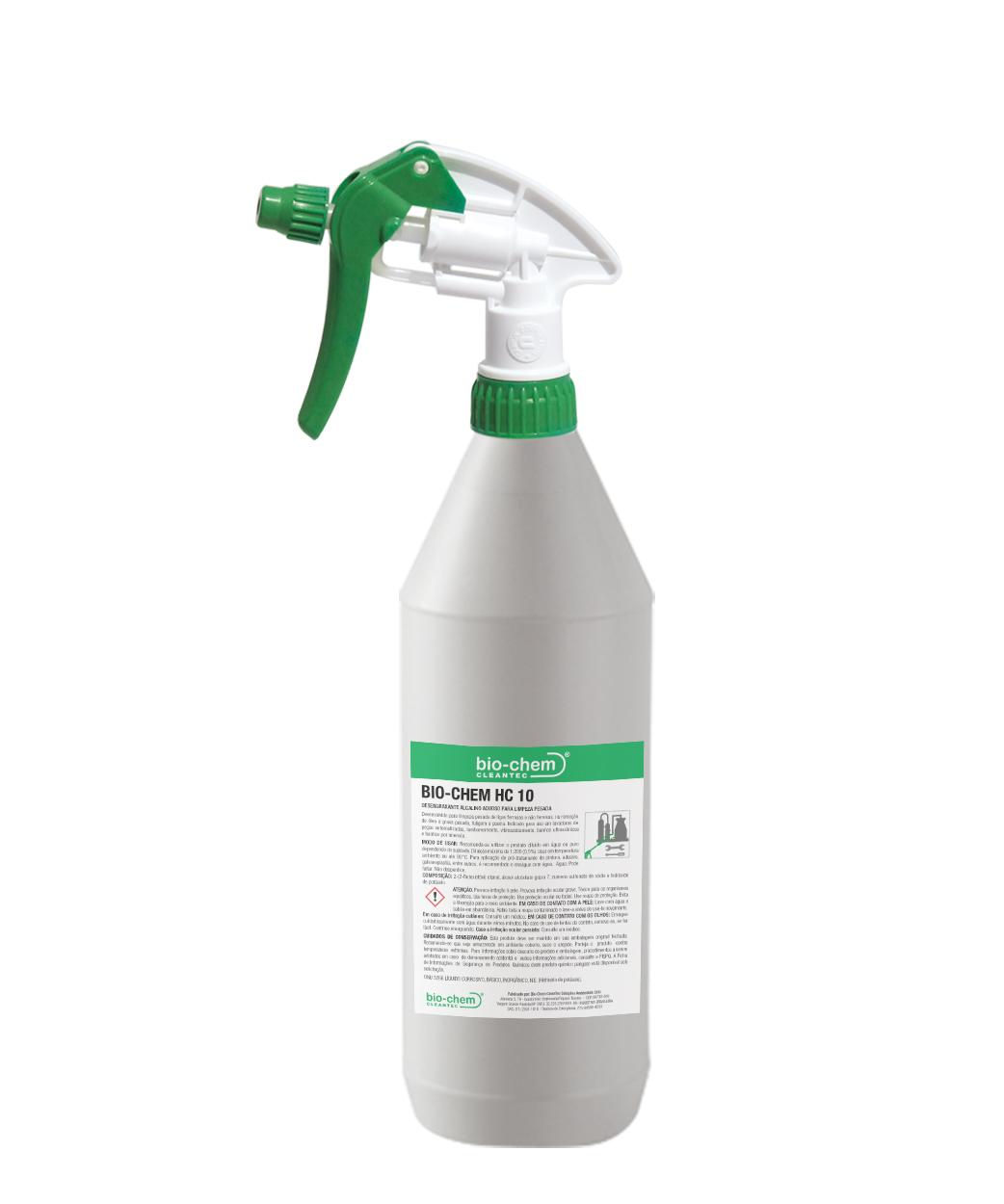 pode ser utilizado em várias aplicações de limpeza
