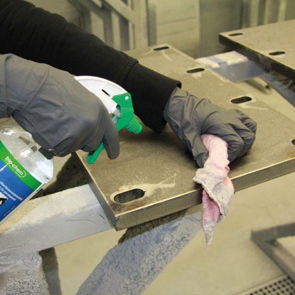 indicado para limpeza de peças no departamento de manutenção