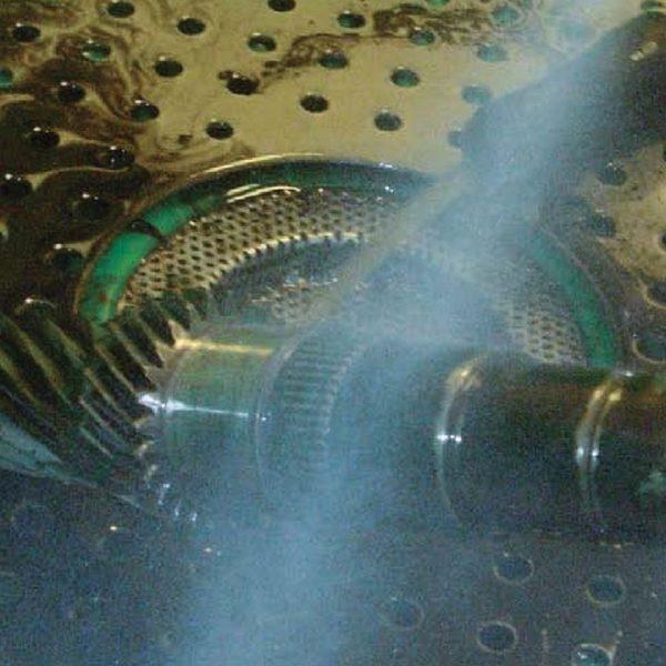 protege o substrato contra oxidação. Agente Cleantec ACP 100 pode ser usado como um agente desengraxante em banho de imersão