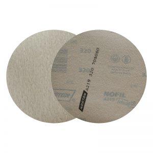 Este disco é ideal para o lixamento de vedantes em móveis
