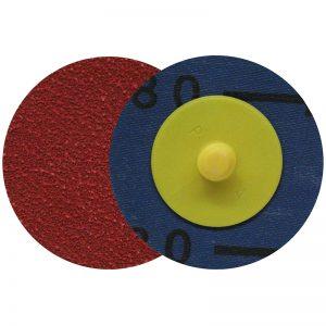 O Disco de Fibra R921 é um disco com grão cerâmico Seeded-Gel