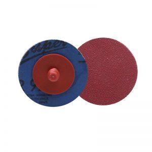 Disco de lixa speed lok R921 é um disco com grão cerâmico Seeded-Gel