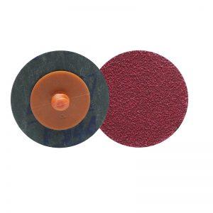 O Disco de Fibra F944 é um disco com grão cerâmico Seeded-Gel
