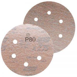O Disco de Lixa Speed-Grip (com pluma) A275 é uma lixa de papel em formato de disco com grão óxido de alumínio