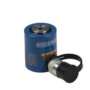 Cilindro de Aço de Simples Ação - Ultra Baixo (COMPACTO) Capacidade até 100 ton.