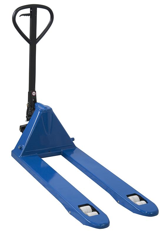 Transpalete Hidráulico Manual Capacidade até 3 ton