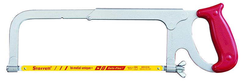 """Arco de Serra Ajustável Nº 152 São arcos para serviço pesado que aceitam lâminas de 250 (10"""") e 300mm (12"""")"""
